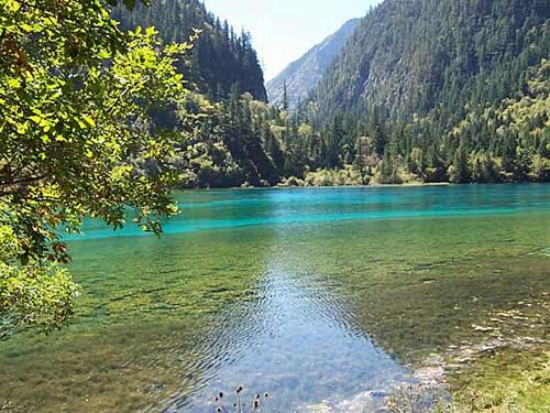 水泉溪自然风景区