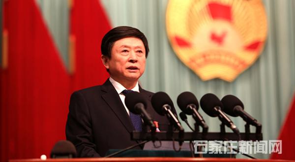 省委常委、市委书记邢国辉在市政协十三届一次会议开幕会上讲话