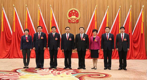 邓沛然当选石家庄市人民政府市长 市长、副市长名单简历公布